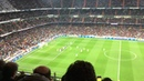 Gol Ronaldo live from Bernabeu - Real Madrid Wolfsburg 3-0