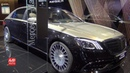 2019 Mercedes Maybach S560 4Matic Exterior And Intyerior Walkaround 2018 Paris Motor Show