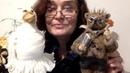 Татьяна Акинфиева. Как сделать санки для куклы