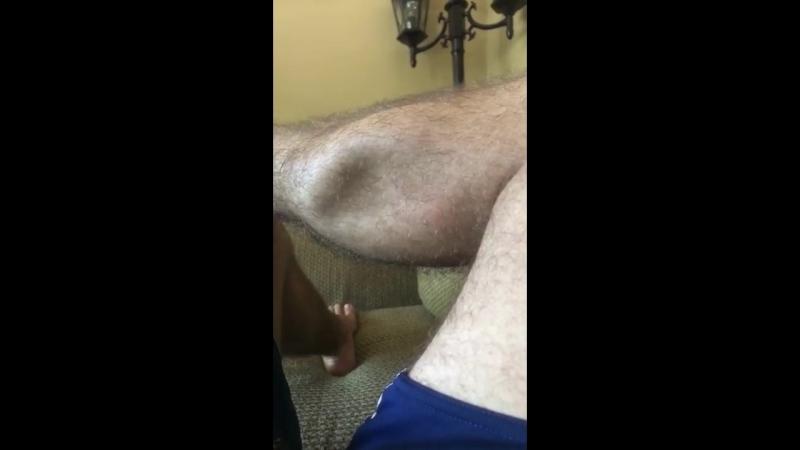 Creepy Muscle Cramp __ ViralHog