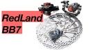 Дисковые механические тормоза RedLand BB7 копия Avid BB7 из Китая