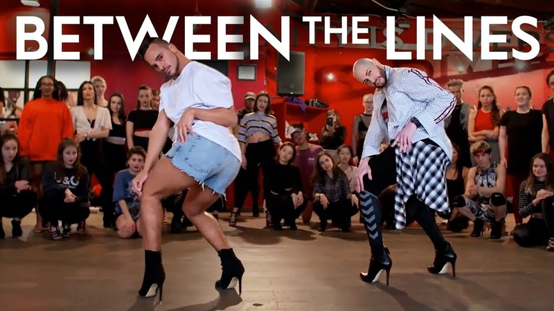 Between The Lines - Robyn | Brian Friedman Yanis Marshall Heels Choreography | Millennium LA
