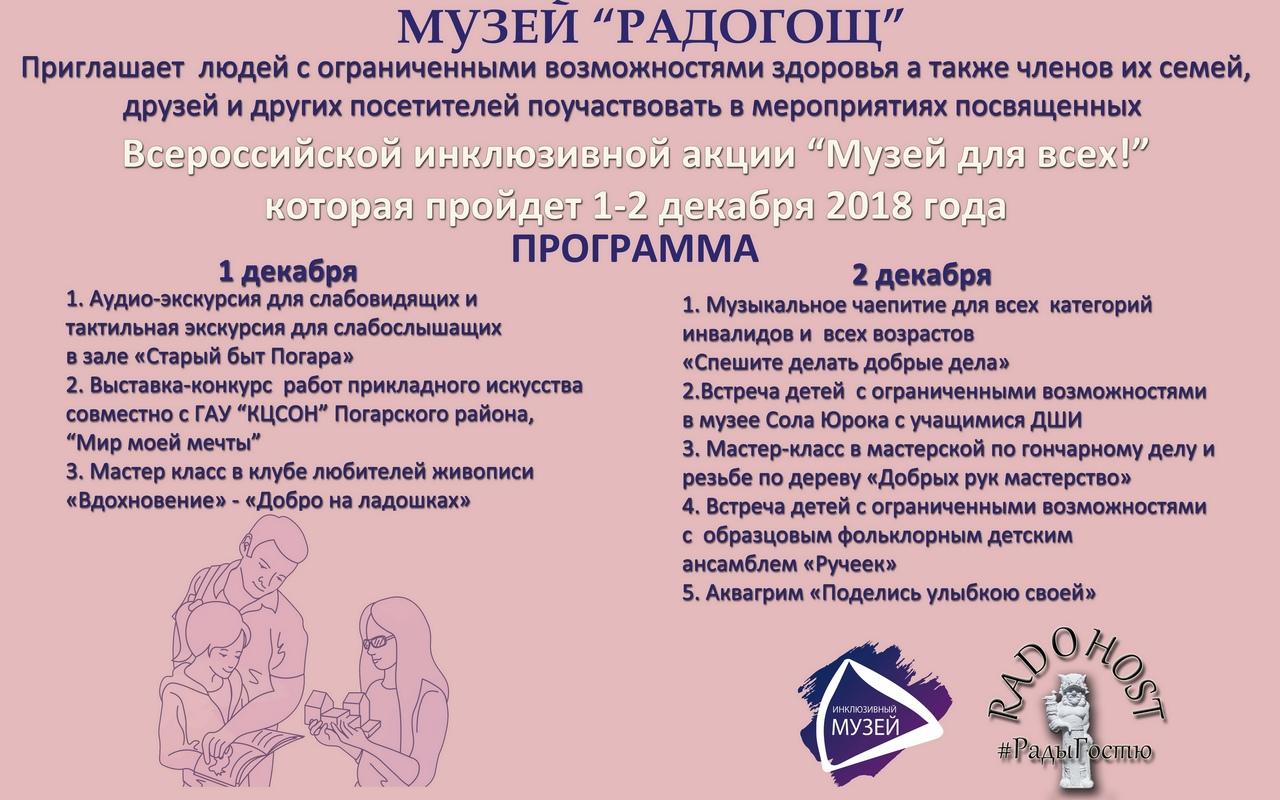 Музей Радогощ для Всех