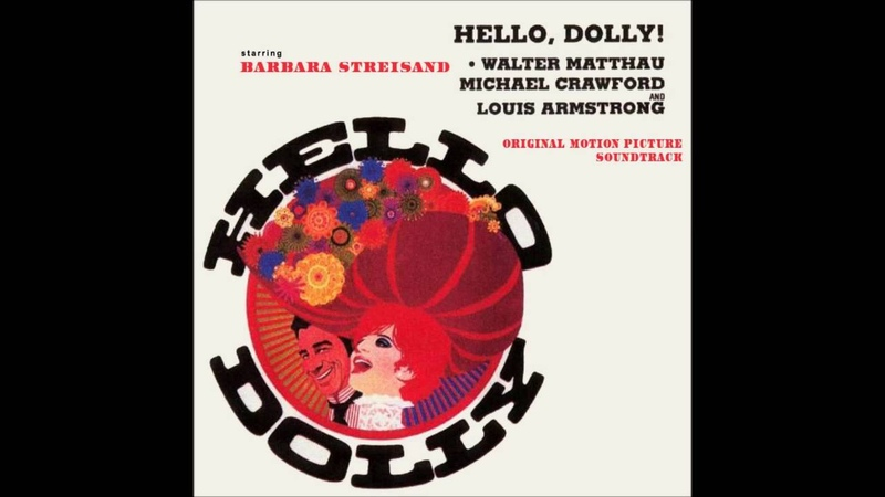 Hello, Dolly ! (Soundtrack) - It Only Takes A Moment