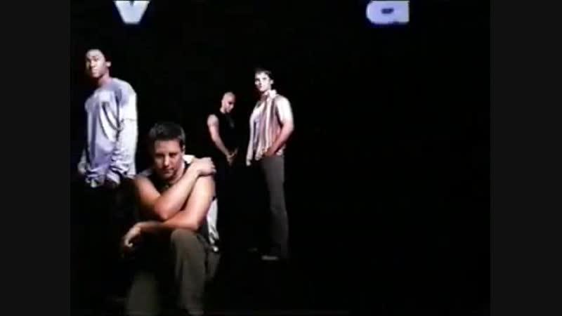 Рекламка ВМ на канале UPN от 30.11.2005