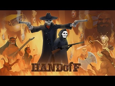 Peace, Death! Hand of F [Trailer ENG]
