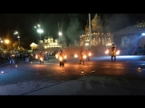 Театральный дворик 2018 Тула Театр огня Эра г.Тула