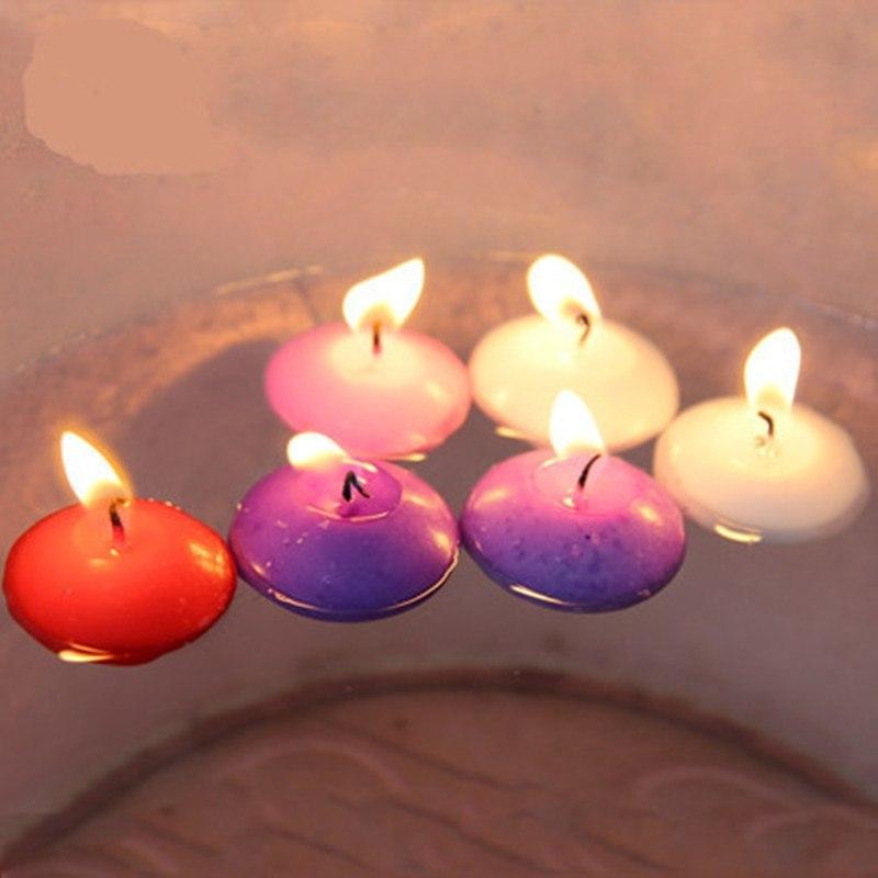 Романтические свечи -