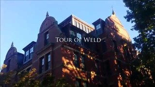 Tour of a Harvard Freshman Dorm (Weld)