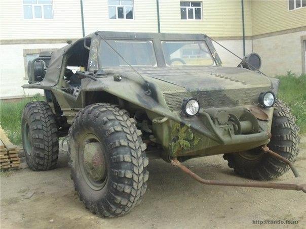 Подвеска от БТР-70