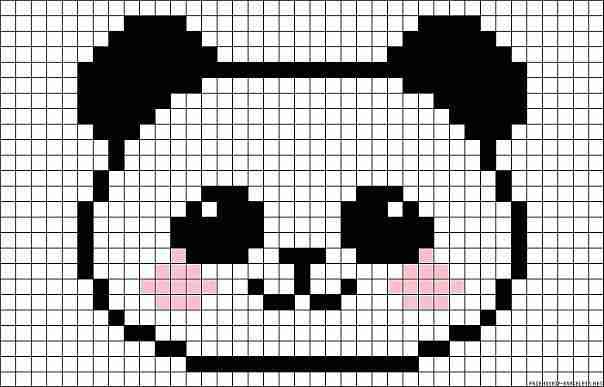 панда!