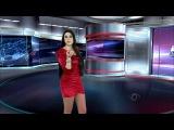 Dani Calabresa Imitando Nicole Bahls - CQC