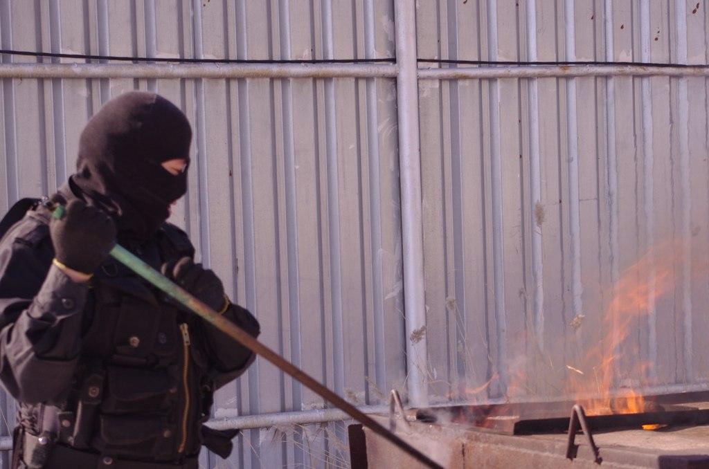 Комиссионное уничтожение: 3.5 кг наркотиков отправлены в огонь