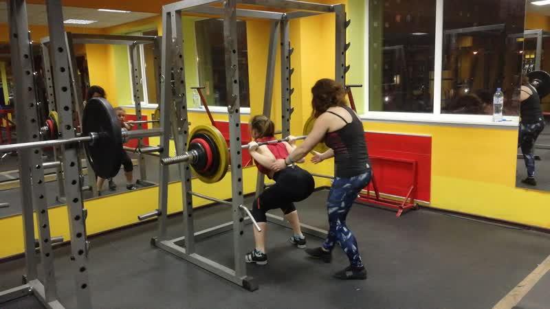 100 кг. Дарья vk.com/adarianehtsa