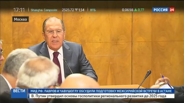 Новости на Россия 24 • Лавров призвал лидеров палестинских партий к компромиссу и достижению единства