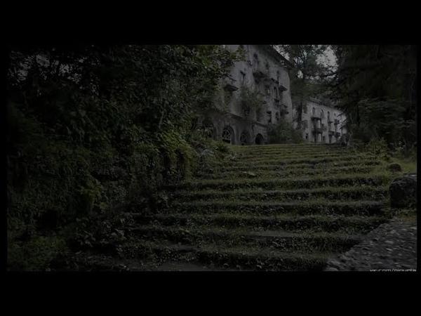 Город призрак в Абхазии