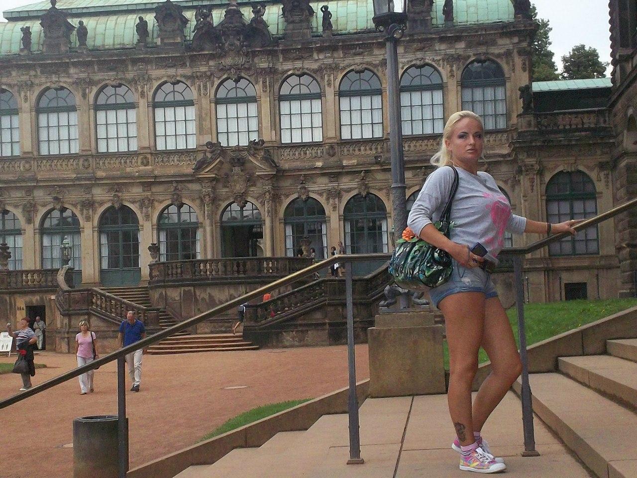 Елена Руденко ( Valteya ) . Германия. Дрезден. Лето 2012. CQqQ7bczdLI