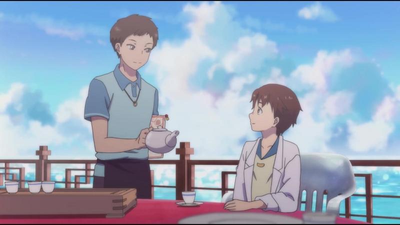 [AniDub] Будни семейки монстров [01] [Jade, Nika Lenina, Ket]