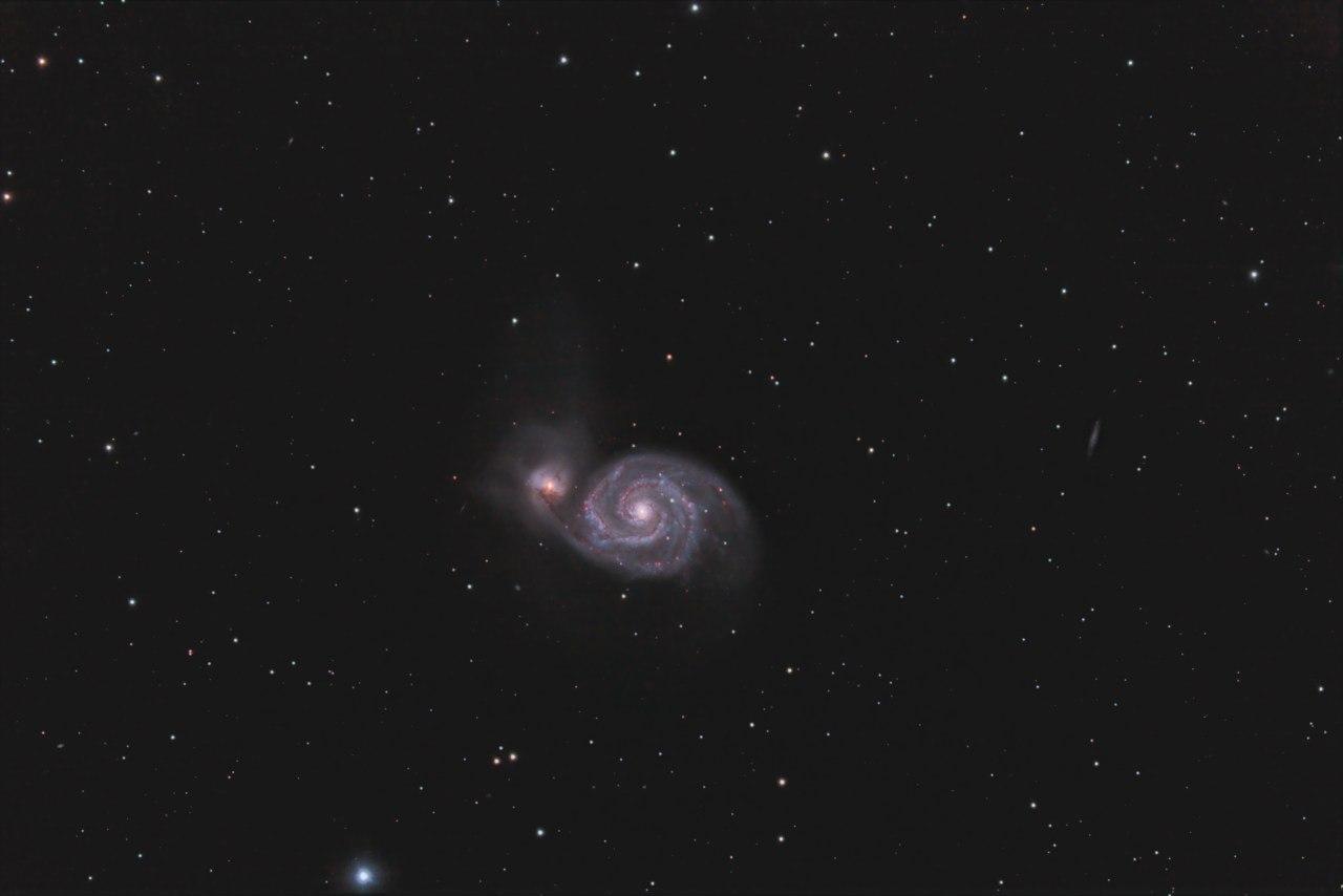 Галактика М51