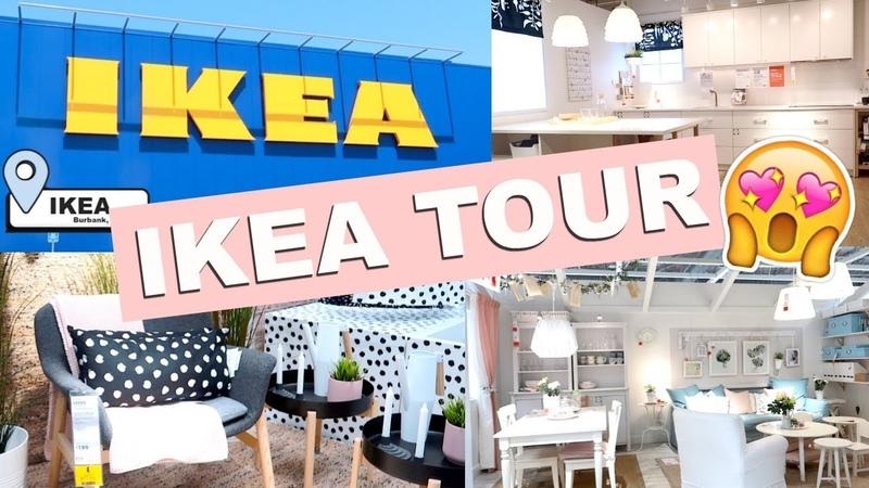 ☆ IKEA TOUR || LARGEST IKEA IN AMERICA! ☆