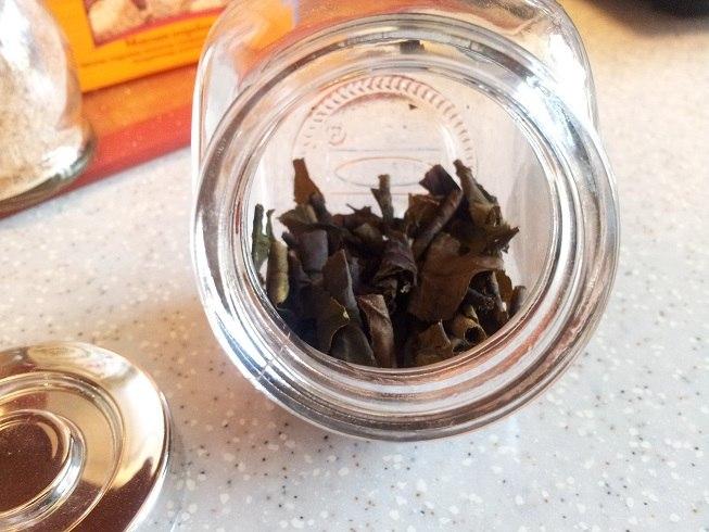 Как сделать чай из вишневых листьев