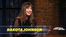 Dakota Johnson Sang A Radiohead Song For Her Juilliard Audition