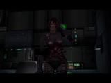 PS1USA Dino Crisis 1 Третье прохождение - 24. Стратегии Рика. Уходим через порт