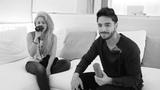 Shakira &amp Maluma singing