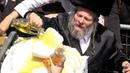 מירון תשע''ג 2013 הדלקה של האדמו ר סאסוב sasov miron