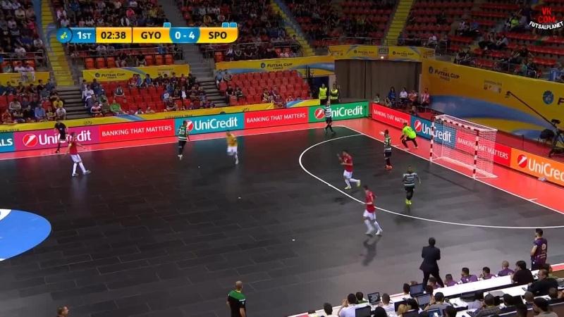 «Дьер» «Спортинг»12 UEFA CUP 2 тайм