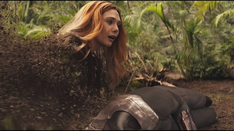 Avengers:Infinity War - All Death Scenes | Ending After Credit