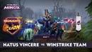 Natus Vincere vs Winstrike Team Highlights StarLadder ImbaTV Minor Season 2 CIS Qualifiers
