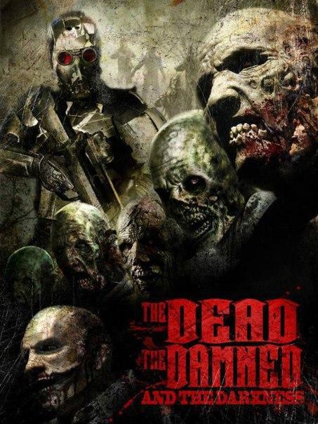 Мёртвые, проклятые и тьма (2014)