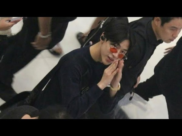 180521 GOT7's Bam Bam Spotted arrived @Bangkok city airport today
