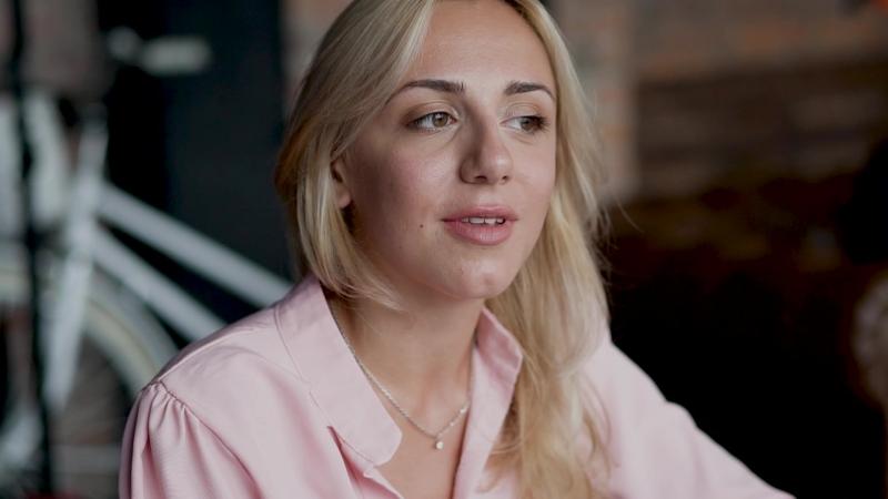 Анна - Катарина Середа Актриса, педагог АКТЕРСКАЯ ВИДЕОВИЗИТКА