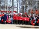 9 мая 2018 г. Выступление руководителя Сыктывдинского района Олега Лажанева