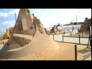 Чемпионат мира по скульптуре из песка «Города мира»