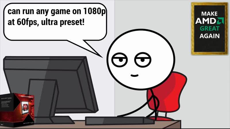 AMD FX 8350 in 2018