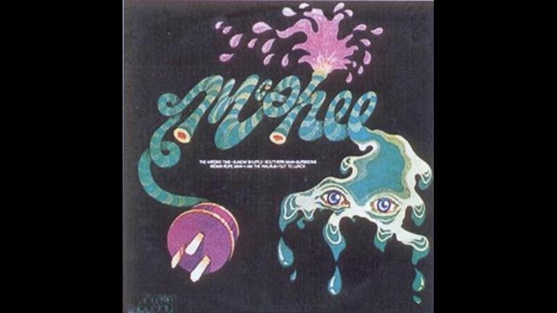 McPHEE - SELFTITLED FULL ALBUM - AUSTRALIAN UNDERGROUND - 1971