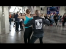 Анастасия Павленко и KORKE на BACHATAS NIGHTS 2018