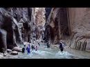 Hiking in Zion NP, Utah: Angels Landing Virgin Narrows in 4K (Ultra HD)
