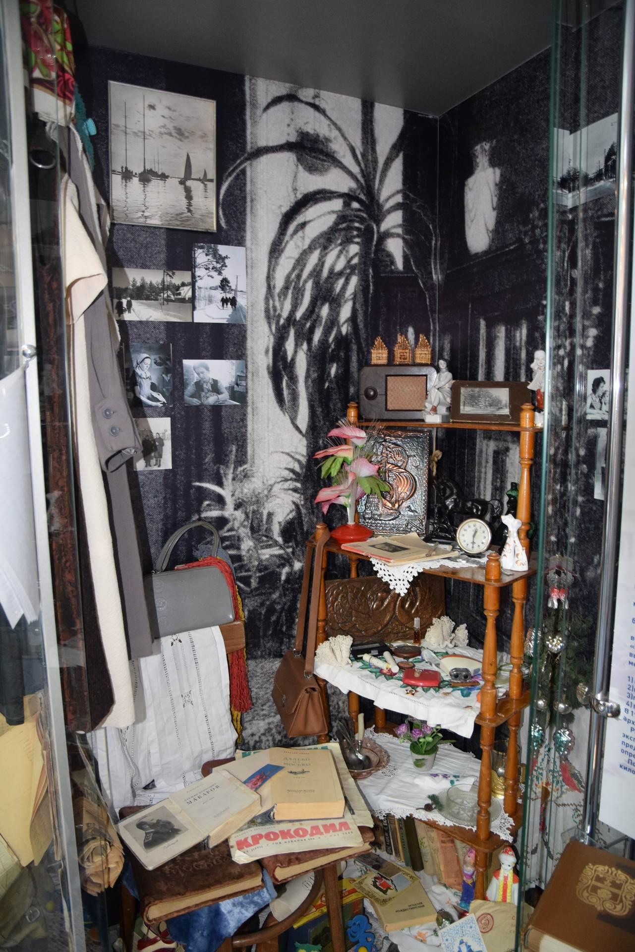 Типичные предметы интерьера советской квартиры