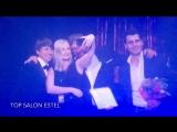 Вручение премии TOP SALON ESTEL студии красоты