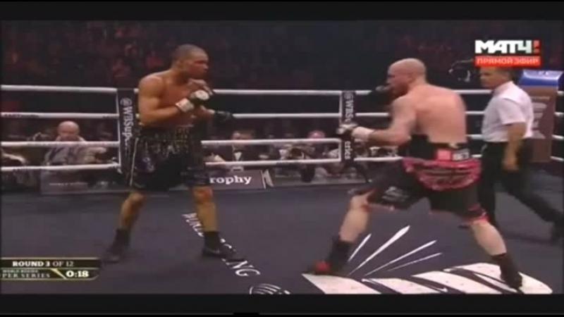 Chris Eubank Jr vs George Groves/Джордж Грувс - Крис Юбенк