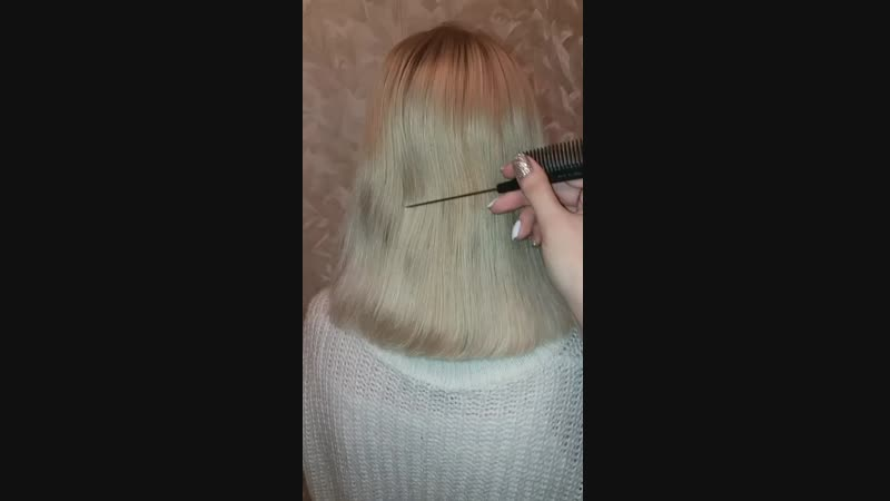 ХОЛОДНОЕ лечение и восстоновление волос 😊 💋 Это не кератин и не ботокс  Состав из натуральных компонентов индивидуально сделанны