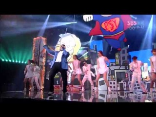 Корейский хит 2012 ОПА КАПМАН БЗДА