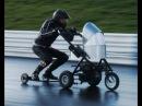 World's Fastest Pram Record attempt: Colin Furze