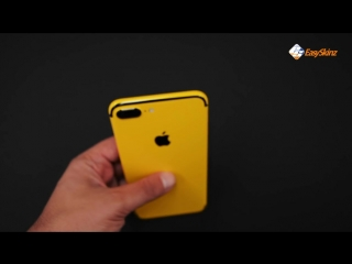 Iphone yellow