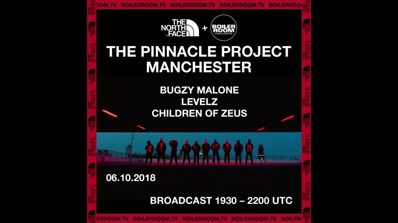 Boiler Room x The North Face Pinnacle Project Manchester