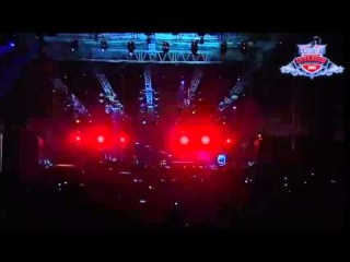 The Prodigy - Colours (Live @ Invasion Fest,Dehli India - 15.01.2011)
